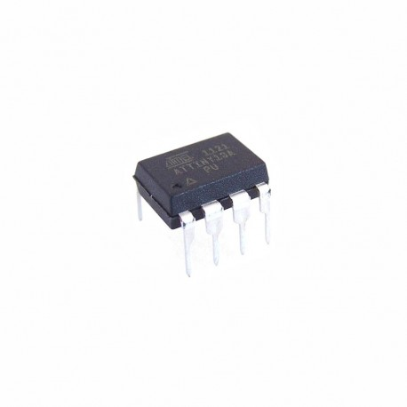 ATtiny13 ATtiny13A Microcontroller (Through-hole) (ATTINY13A-PU)
