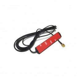 GSM GPRS Patch Antenna Adhesive Type SMA RG174 3m (5dBi)