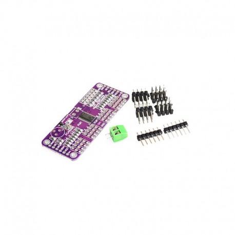 Servo Driver I2C Interface 16 Channel 12-bit PWM PCA9685 (Not Assembled)